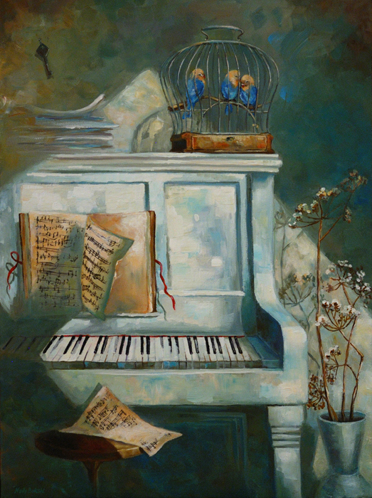 Melody - by Nelly Baksht