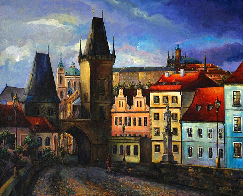 Old-Prague