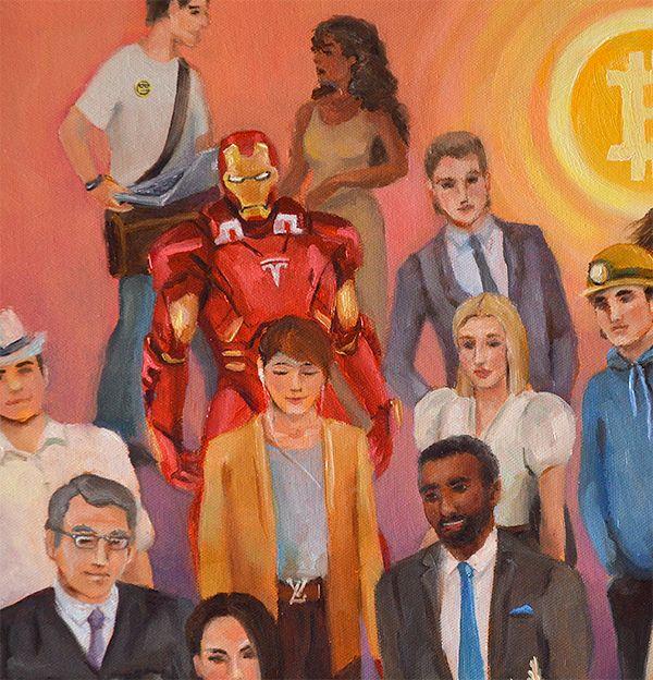 crypto art Mass Adoption by Nelly