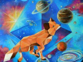Space FØx#2/8
