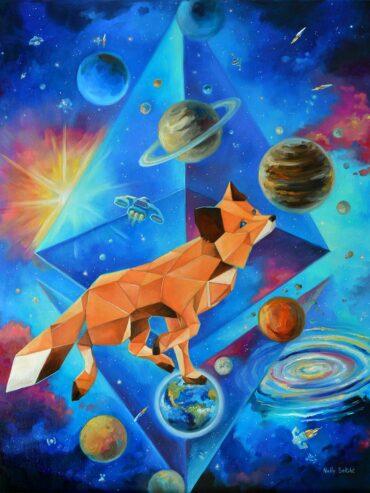 Space FØx#1/8
