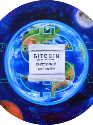 Bitcoin Times #1/8