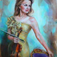 Violin solo 2